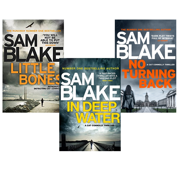 Sam Blake Books