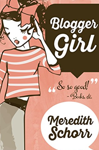 Book - Blogger Girl