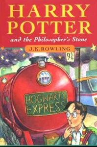 Book - Harry Potter and the Philosopher's Stone