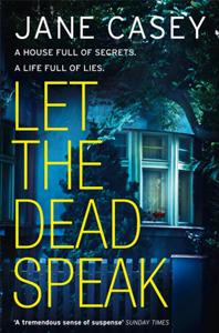 Book - Let The Dead Speak