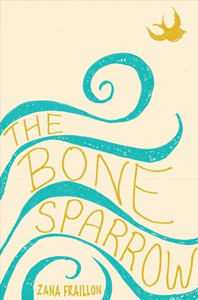 Book - The Bone Sparrow