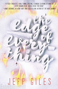 Book - The Edge Of Everything