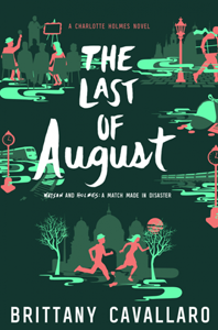 Book - The Last Of August