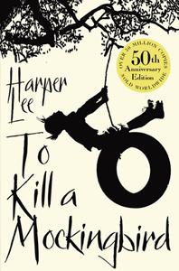 Book - To Kill A Mockingbird - UK 50th Anniversary Edition