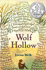 Book - Wolf Hollow